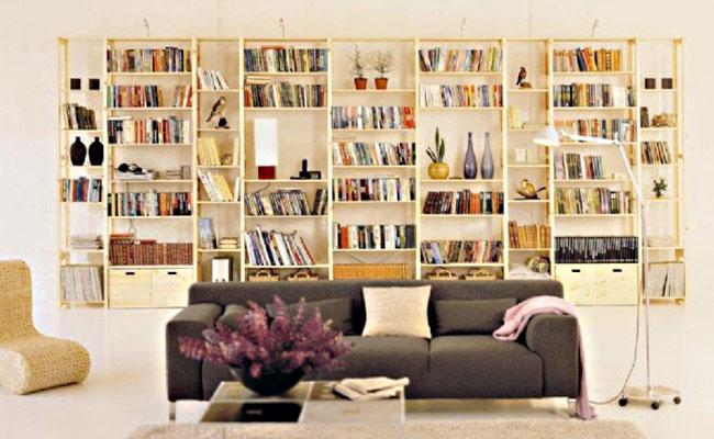 Uw mooiste boekenkast vindt u bij theCabinetshop, Frederikstraat 575, Den Haag.