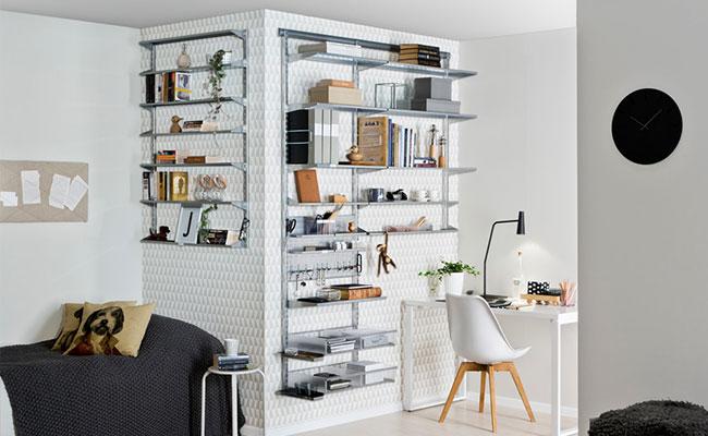 Inloopkast Van Elfa : Elfa slim en innovatief opbergen. bij dé kastenwinkel den haag.