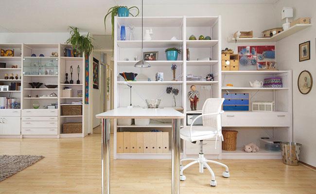 Uw mooiste thuiswerkplekken vindt u bij theCabinetshop, Frederikstraat 575, Den Haag.