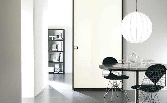 Binnendeuren van MOVI. Italiaans topdesign bij theCabinetshop.