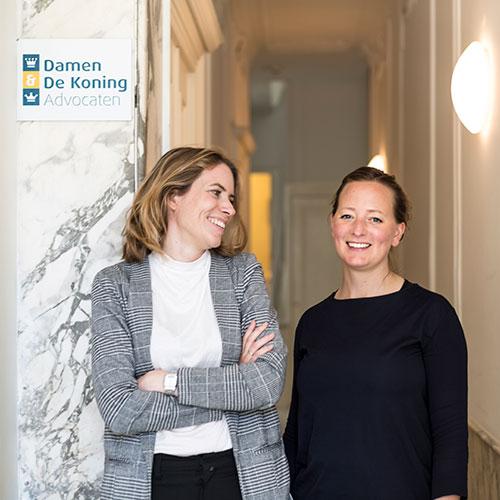 Damen & De Koning Advocaten - Over ons