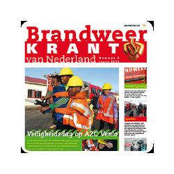 Brandweerkrant - Brandweer Nederland