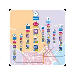 Visualisatie evenementenbeleid - Gemeente Hilversum