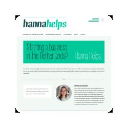 Via samenwerkingen met Total in Support en Hanna Helps verleen ik met regelmaat ondersteuning aan personen en bedrijven, die starten in de creatieve industrie.
