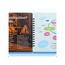 Werkgeversorganisatie WENB - corporate brochure