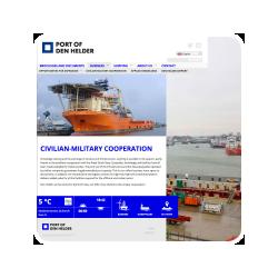 Sinds het begin van 2015 ondersteunt Pressrecord Port Of Den Helder met doorlopende praktische en strategische pr-ondersteuning ter profilering van de organisatie en haar werkzaamheden.