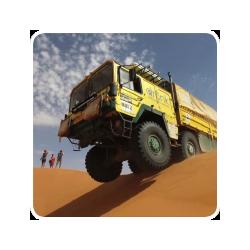 Pierre Jacobs maakte een documentaire over een reis door de bergen en woestijnen van Marokko met de Holland Africa Tour. Een stichting die avontuurlijk reizen verbindt met het ondersteunen van een goed doel.