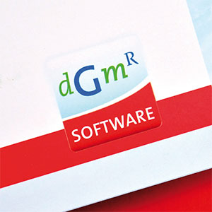 HSTotaal ontwerpt de huisstijl van DGMR Software