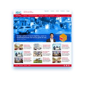 HSTotaal ontwikkelt de website voor DGMR Software