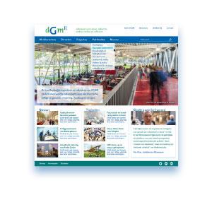 HSTotaal ontwikkelt en bouwt website voor ingenieursbureau DGMR