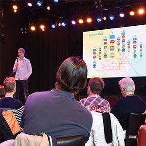 HSTotaal ontwikkelt professionele presentaties voor Hilversum
