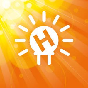 HSTotaal ontwerpt een energie-rijke huisstijl voor HilverZon