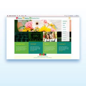 Starterspakket website met het Totaal-pakket van HSTotaal