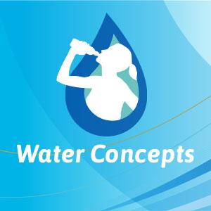 HSTotaal ontwerpt frisse huisstijl voor Water Concepts Benelux
