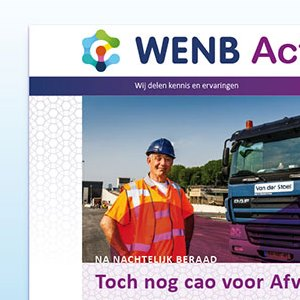 HSTotaal ontwerpt leesbare digitale nieuwsbrieven voor WENB