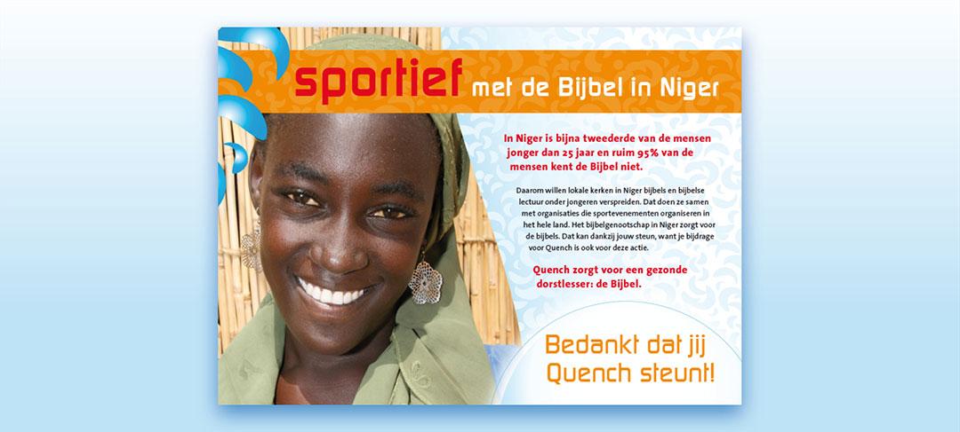HSTotaal ontwikkelt advertising voor het Bijbelgenootschap