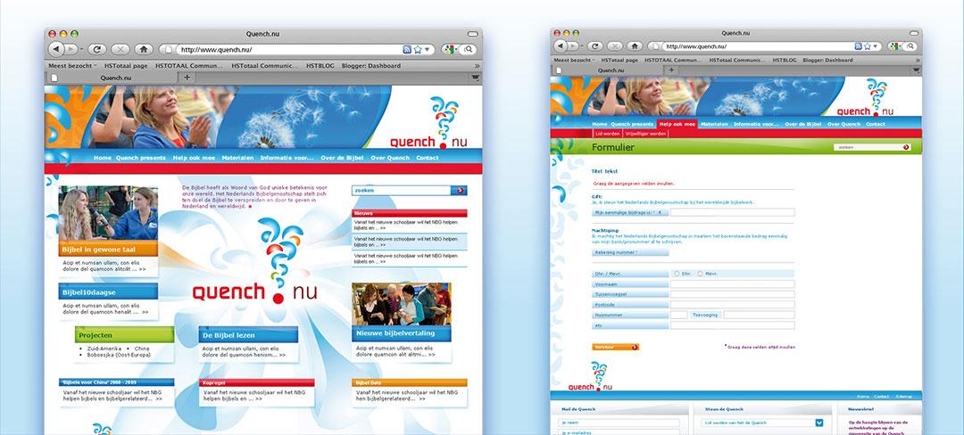 HSTotaal ontwerpt de jongeren-website voor het Bijbelgenootschap
