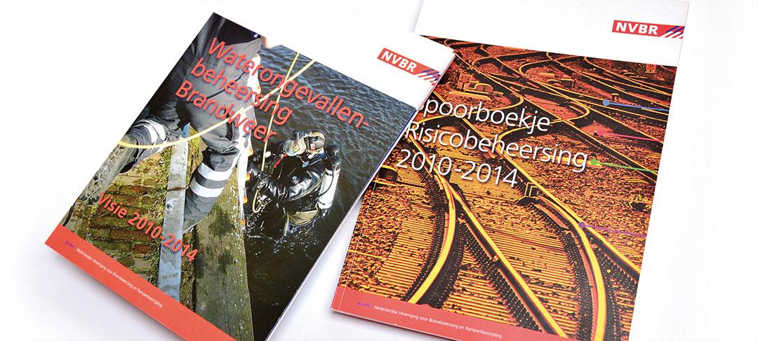 HSTotaal ontwerpt brochures voor Brandweer Nederland