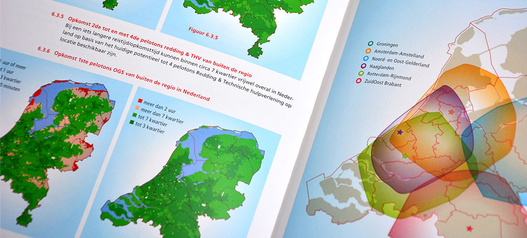 HSTotaal onwikkelt infographics voor Brandweer Nederland