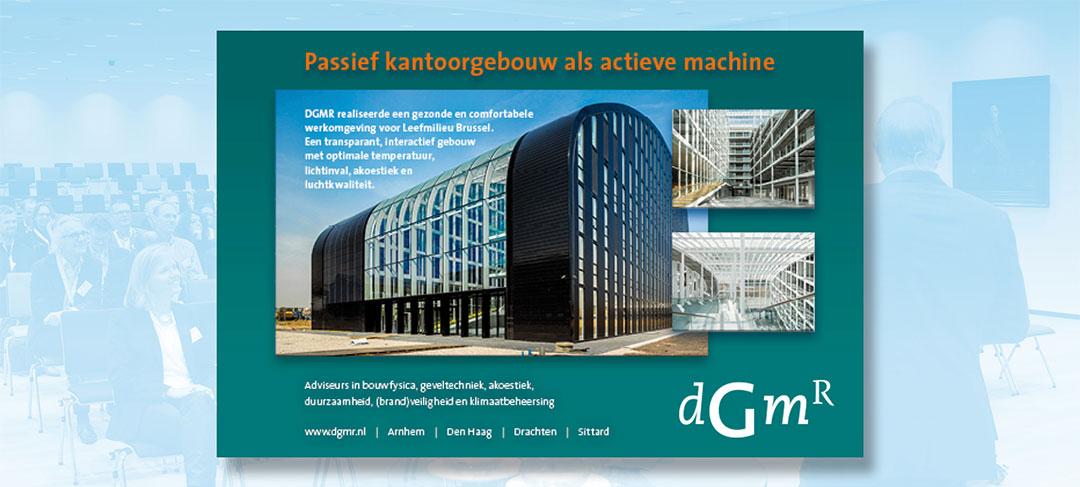HSTotaal ontwikkelt markante advertising voor DGMR