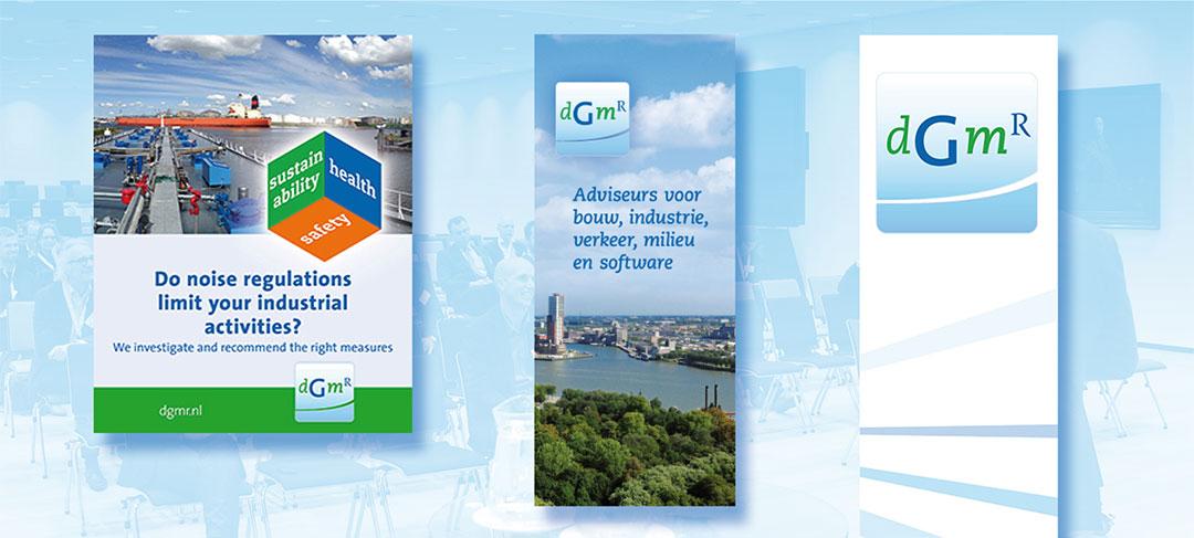 HSTotaal ontwerpt beurspresentaties voor DGMR