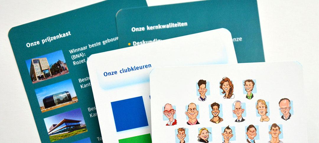 HSTotaal ontwerpt campagne voor interne communicatie voor DGMR