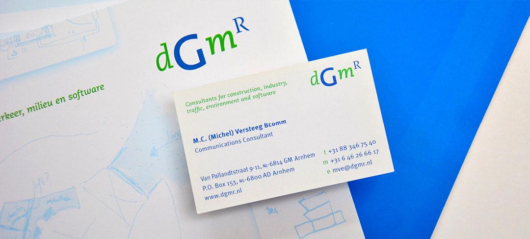 HSTotaal ontwerpt huisstijl voor DGMR