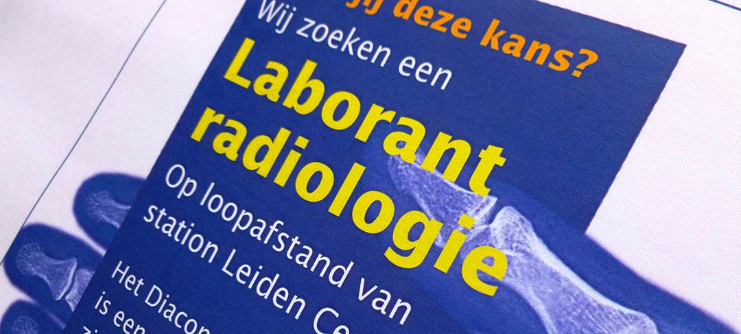 HSTotaal ontwikkelt personeelswerving voor Diaconessenhuis Leiden