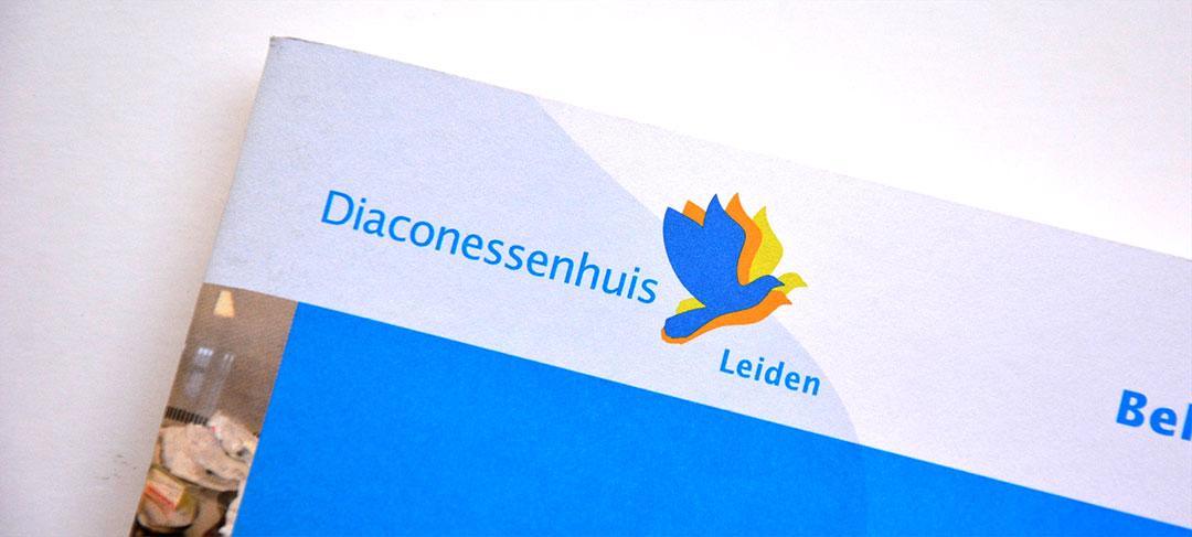 HSTotaal ontwerpt het logo voor het Diaconessenhuis in Leiden