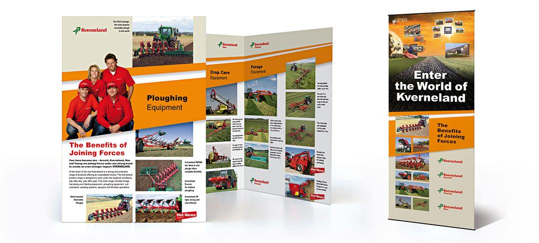 HSTotaal bedenkt campagne-concept voor Kverneland Landbouwmachines