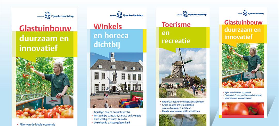 HSTotaal ontwerpt beurspresentaties voor Pijnacker-Nootdorp