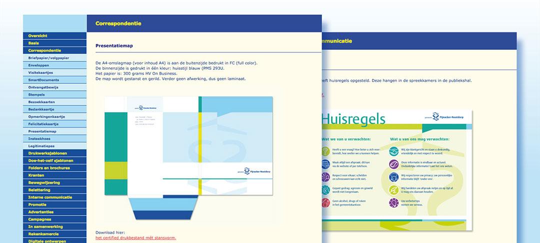 HSTotaal bouwt digitaal handboek huisstijl Pijnacker-Nootdorp