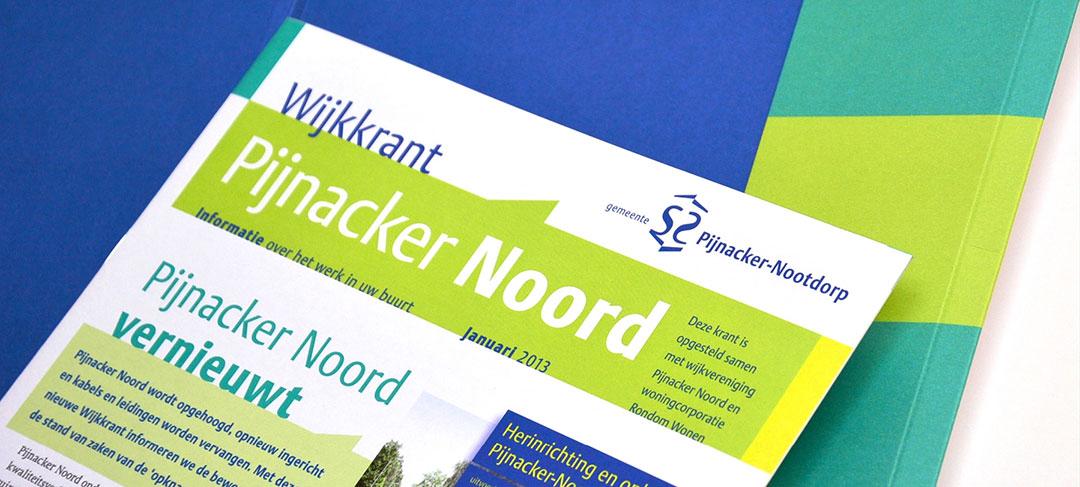 HSTotaal ontwerpt de huisstijl voor Pijnacker-Nootdorp