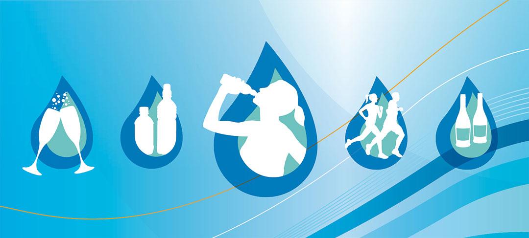 HSTotaal ontwerpt frisse huisstijl voor Water Concepts Benelux.