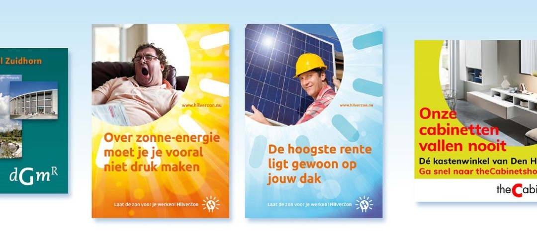 HSTotaal Haarlem, communicatiebureau voor opvallende campagnes