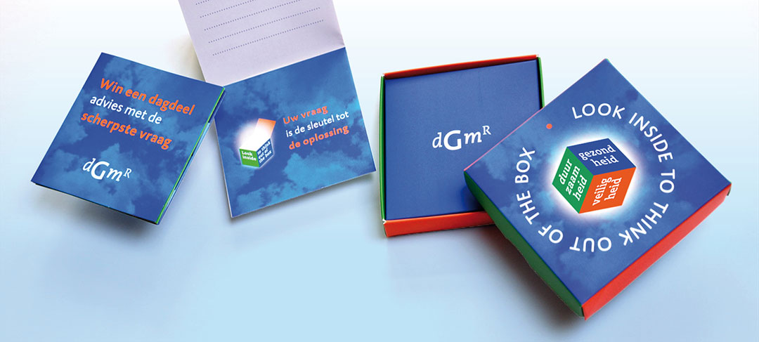 HSTotaal Hilversum, een bureau voor communicatie & design