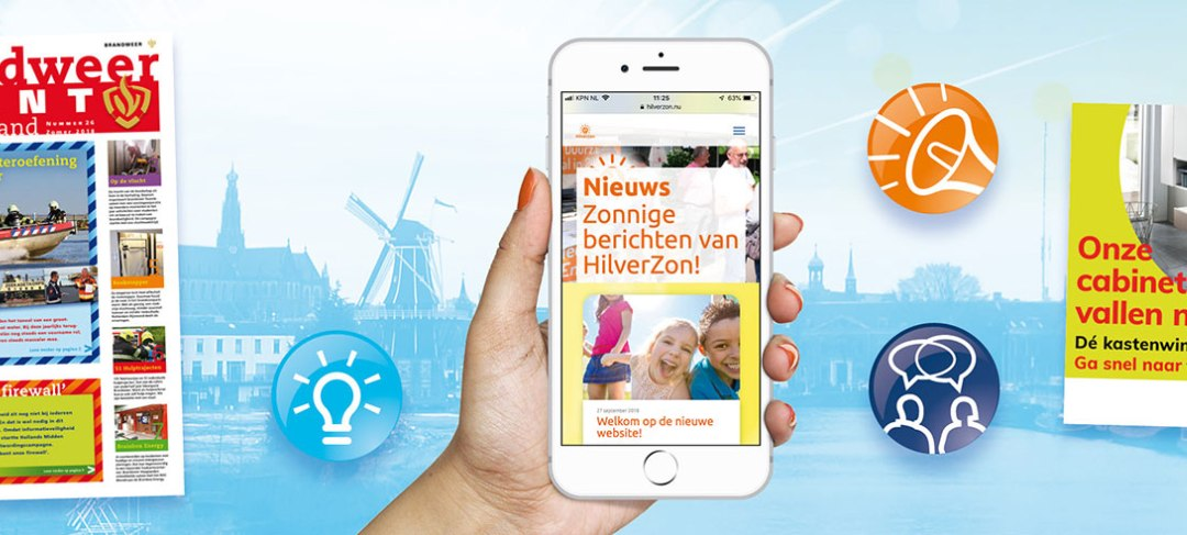 HSTotaal, creatief bureau in Hilversum voor communicatie en design