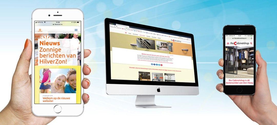 HSTotaal: ervaren partner voor de ontwikkeling van jouw website